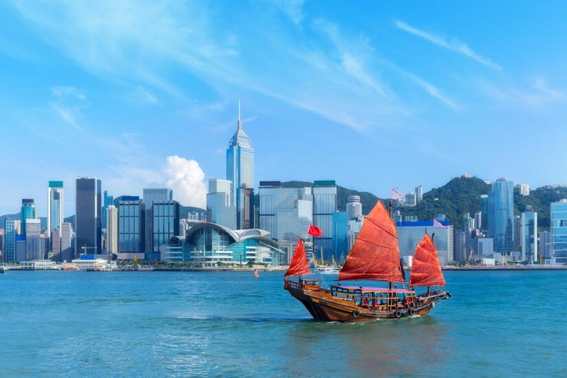 Hongkong beim Stopover kennenlernen