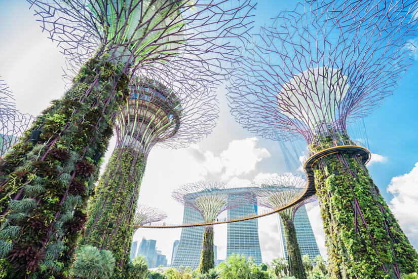Singepore Gardens by the Bay