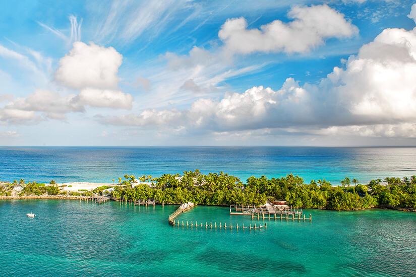 Luxus-Inseln Bahamas