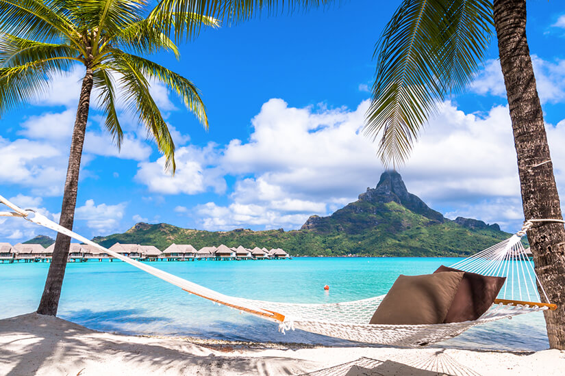 Luxusurlaub auf Bora Bora