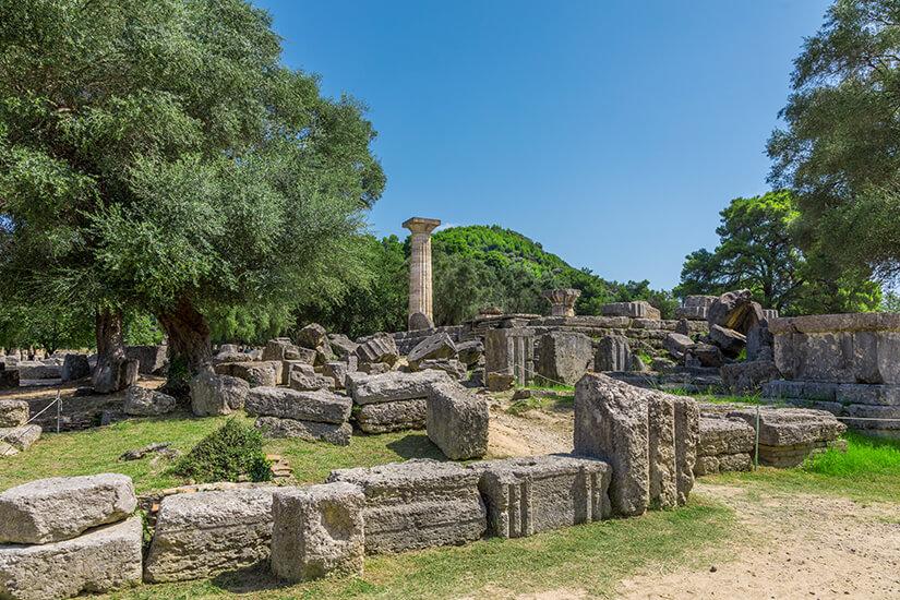 Artemis-Tempel in Ephesos