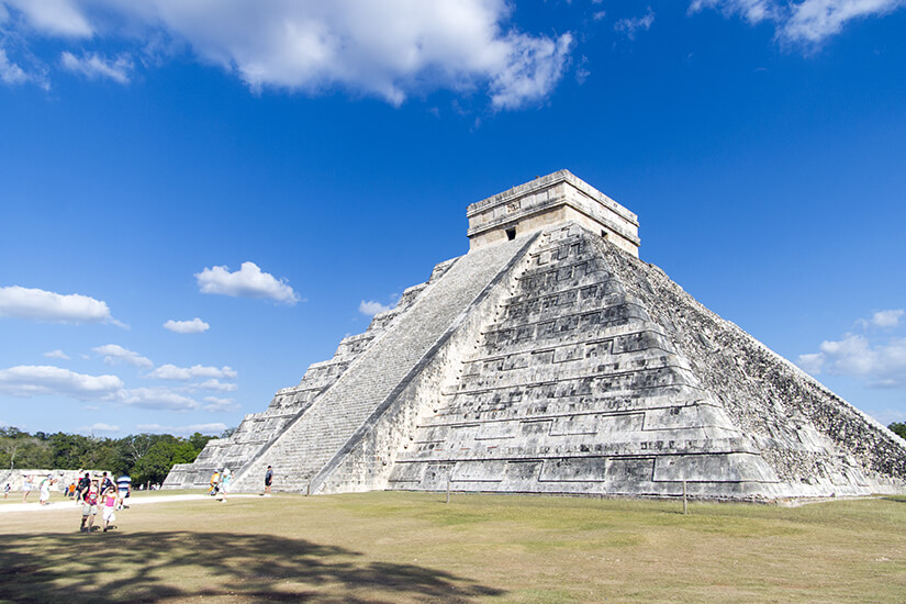 Chichén Itzá, Yucatan, Mexiko