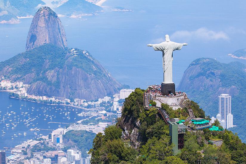 Cristo Redentor in Rio