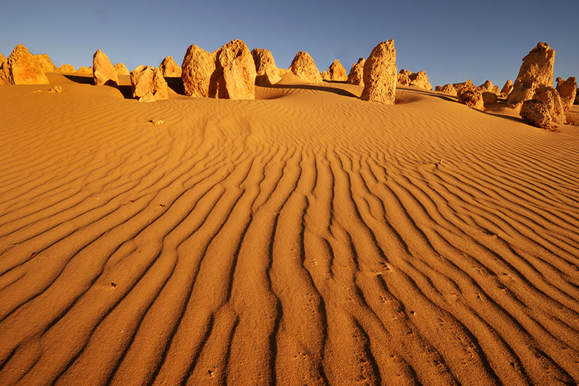 Pinnacles-Wüste, Australien