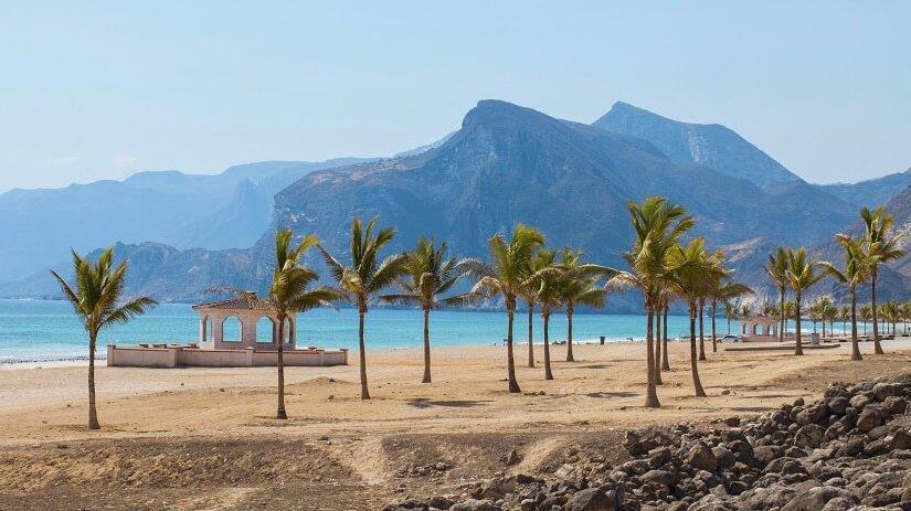 Honeymoon Oman