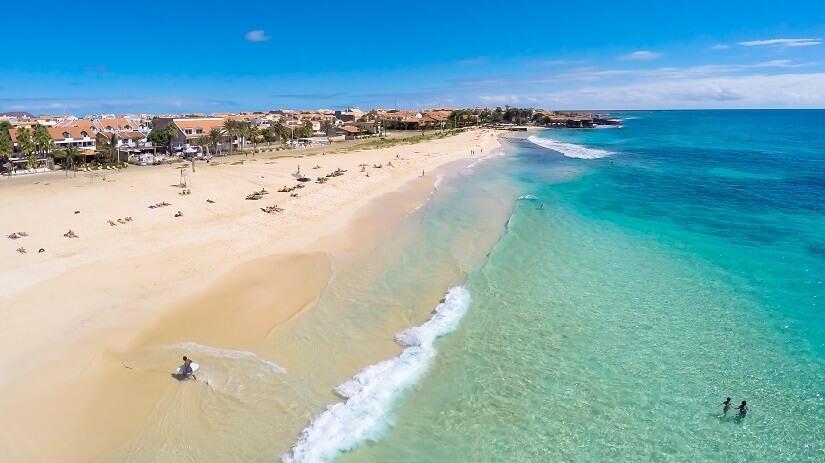 Honeymoon Kap Verde