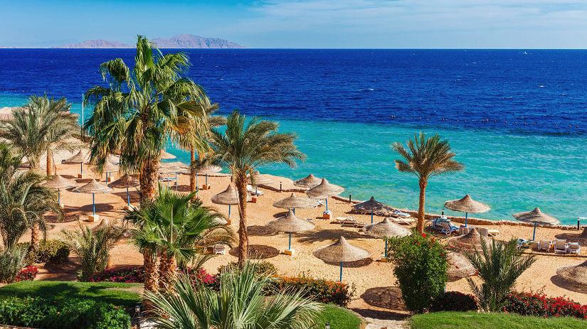Flitterwochen Ägypten