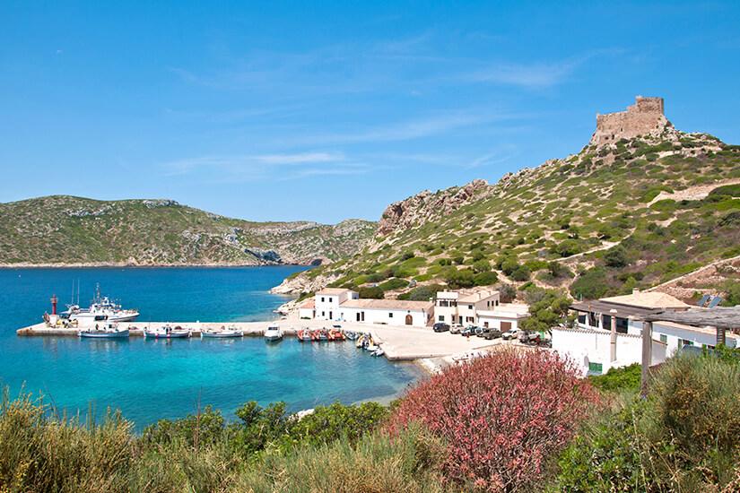 Baleareninsel Cabrera
