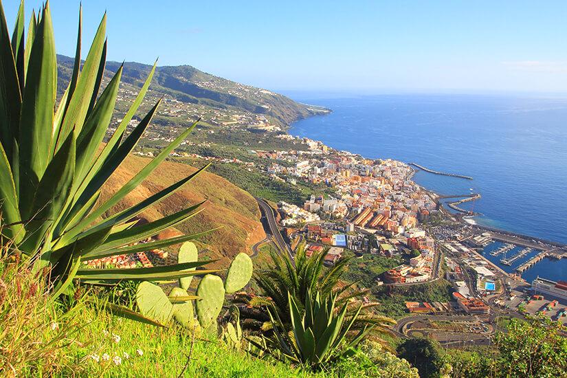 Die Kanareninsel La Palma
