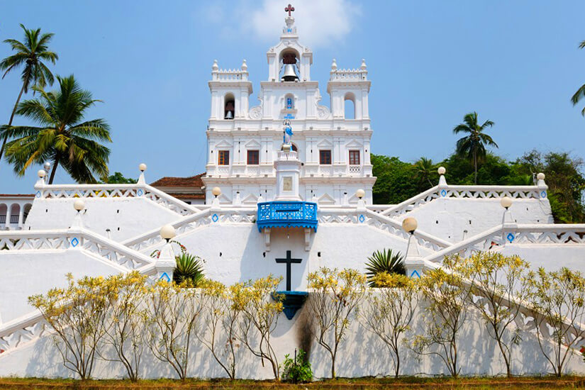 Kirche Our Lady of the Immaculate Conception in Panaji