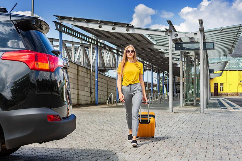 auto parken flughafen frankfurt