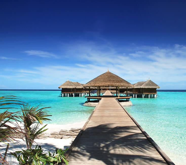 Malediven Reise Gewinnen