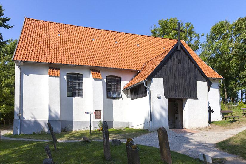 Inselkirche von Hiddensee