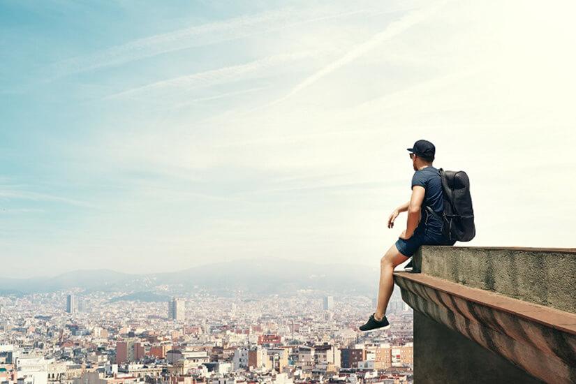 Alleine Reisen stärkt das Selbstbewusstsein
