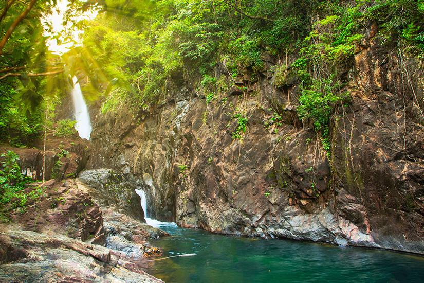 Klong Plu Wasserfall auf Koh Chang