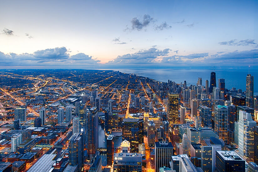 The Skydeck Chicago