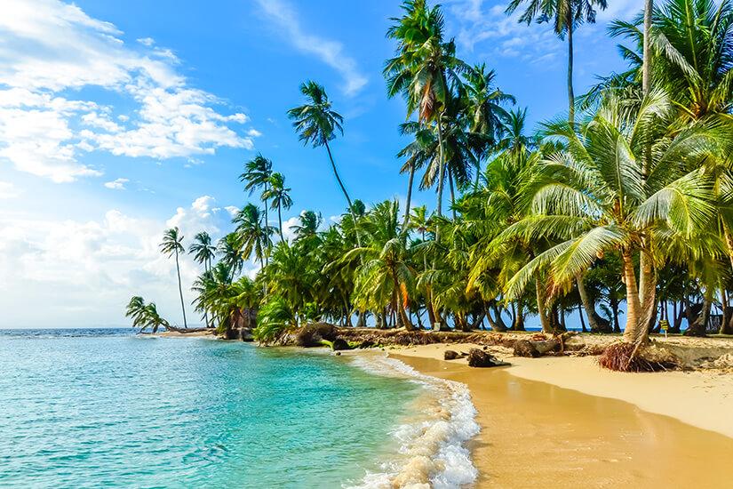 Insel San Blas, Panama