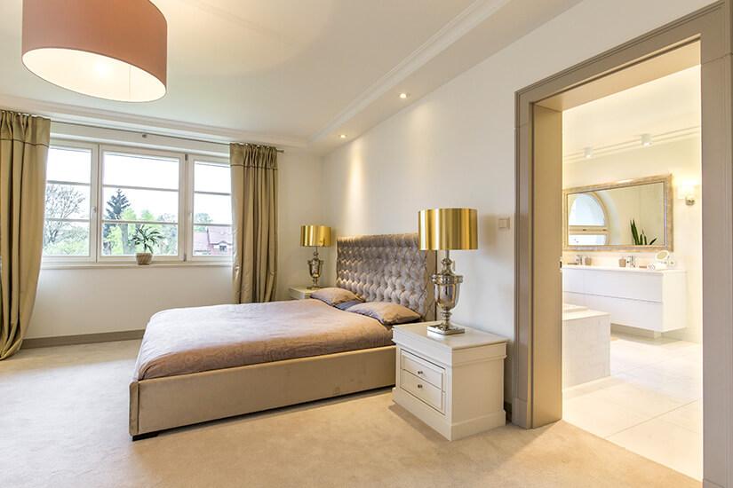 Mehr Komfort in der Hotelsuite