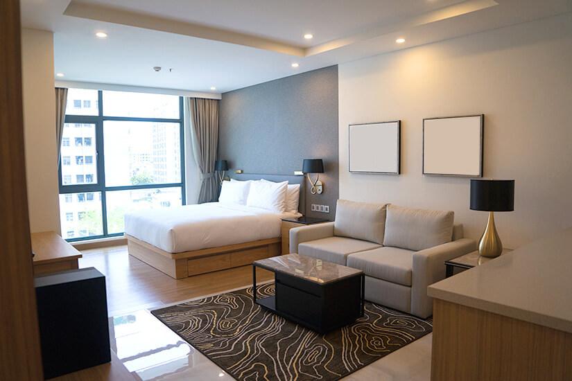 Junior Suite im Hotel