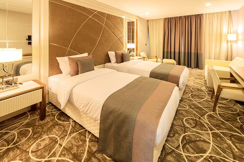 Komfort Suite mit viel Platz
