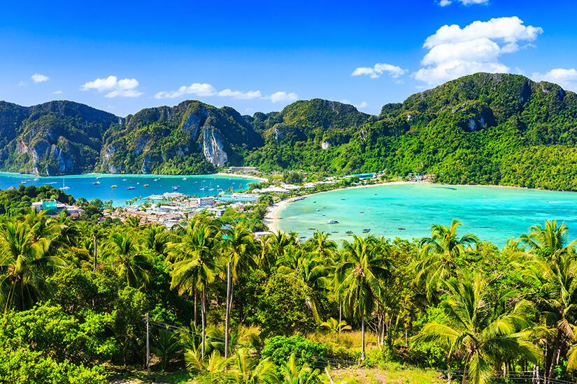 Insel Phi Phi Don