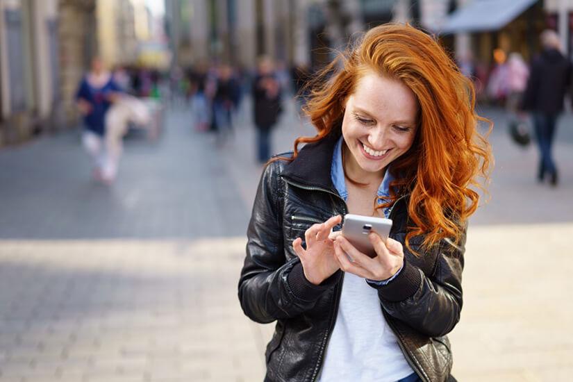 Sehenswürdigkeiten mit Reise-App suchen