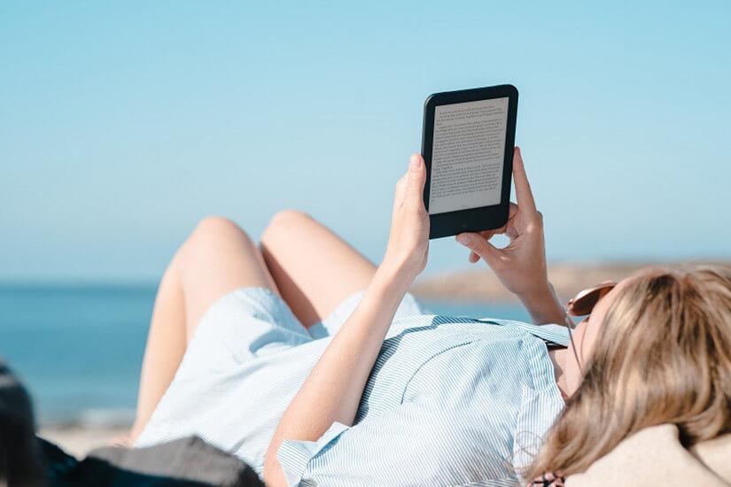 Lesen mit E-Book-Reader