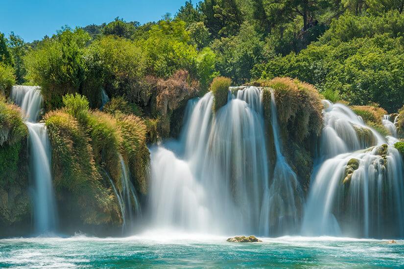 Wasserfälle der Plitvicer Seen