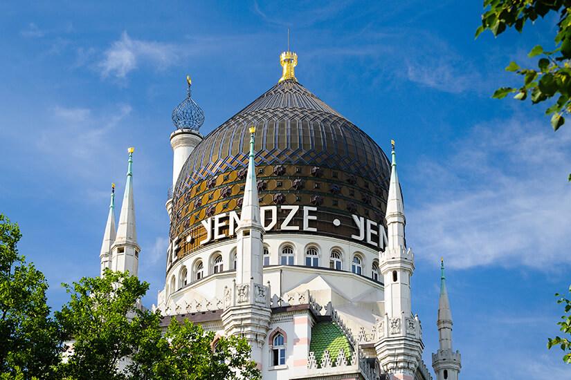 Tabakmoschee der Yenidze in Dresden