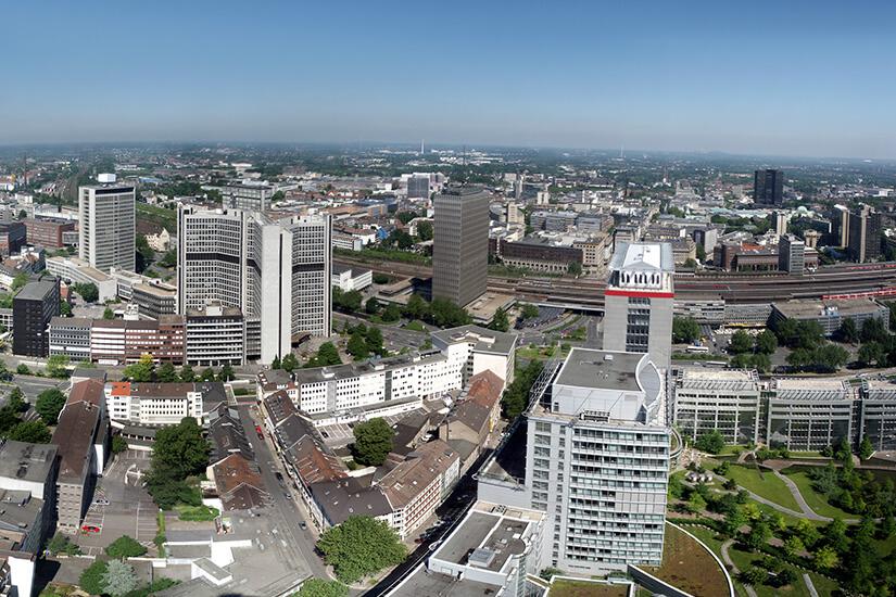Essen im Ruhrgebiet