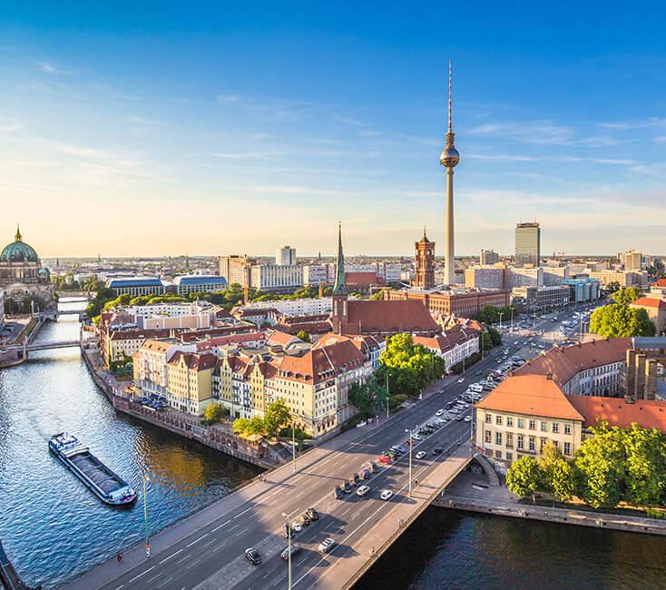 Grösste Stadt Deutschlands