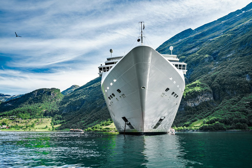 Roaming auf Kreuzfahrtschiff