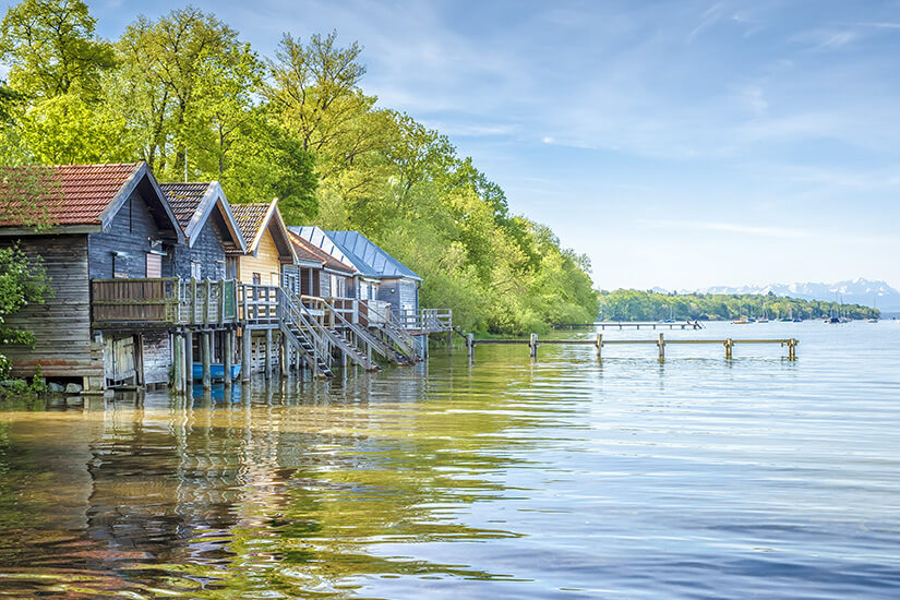 Idylle am Ammersee