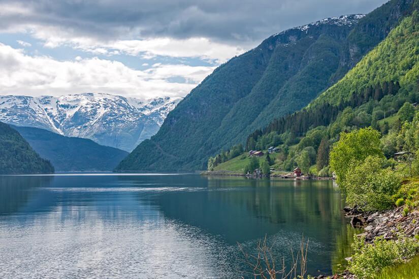 Der Hardangerfjord