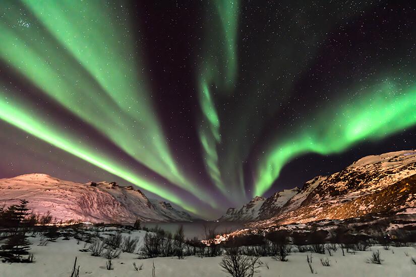 Tromsø in Norwegen