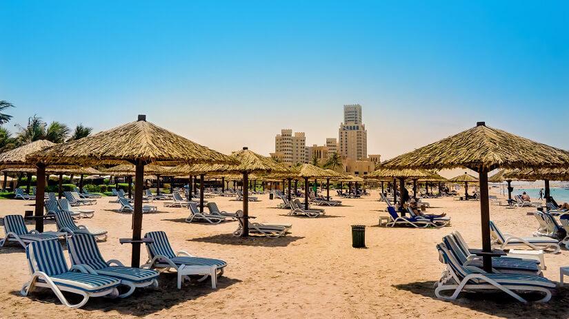 Strand in Ras Al Khaimah