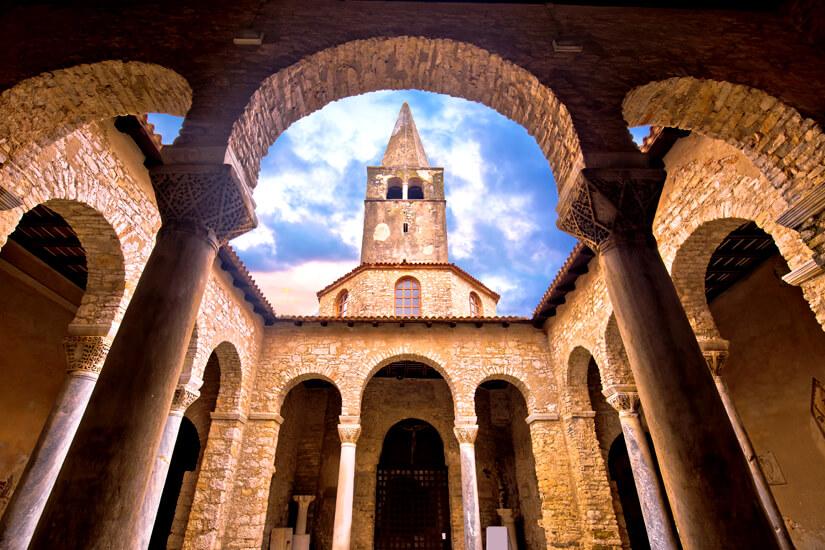 Euphrasius Basilika in Poreč