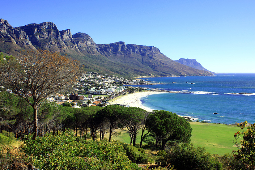 Camps Bay, Kapstadt