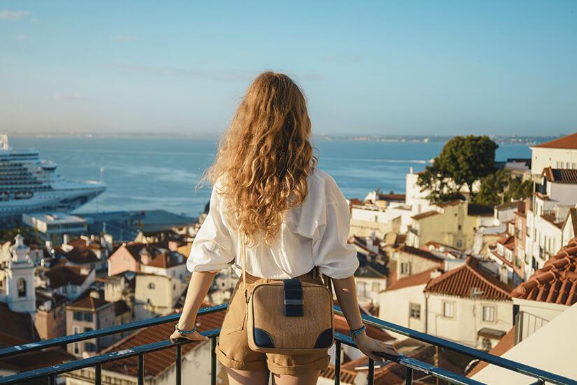 Genießt die Aussicht auf euren perfekten Urlaubsort
