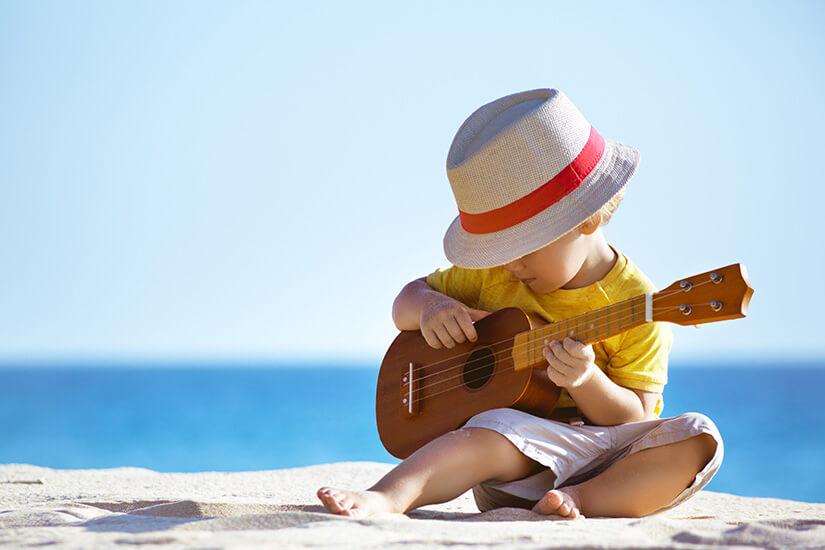 Musik im Urlaub