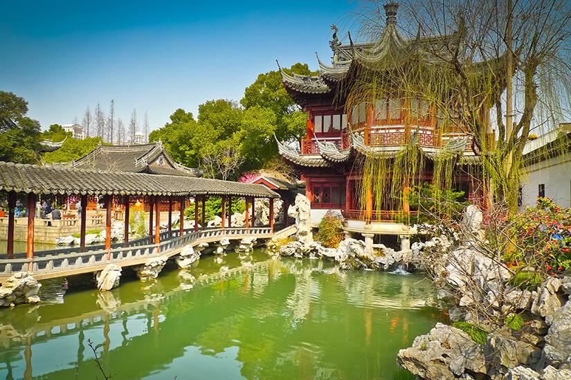Botanischer Garten Yu Yuan