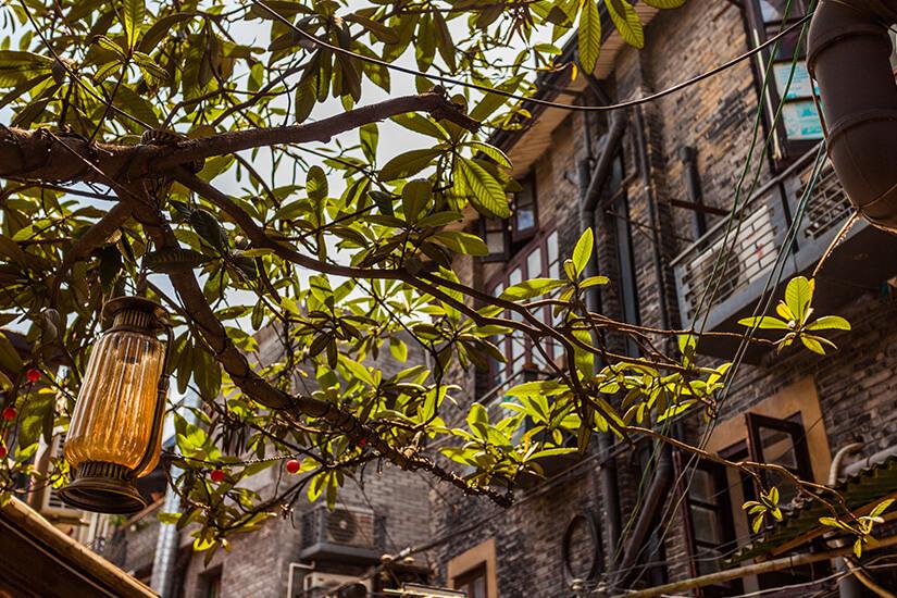 Künstlerviertel Tianzifang, Shanghai