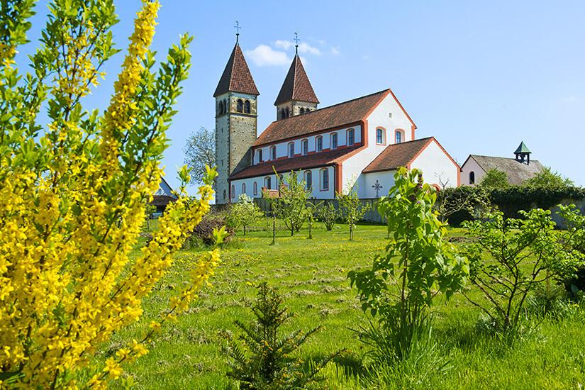 St. Peter und Paul in Niederzell