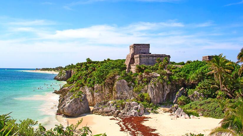 Riviera Maya bei Tulum