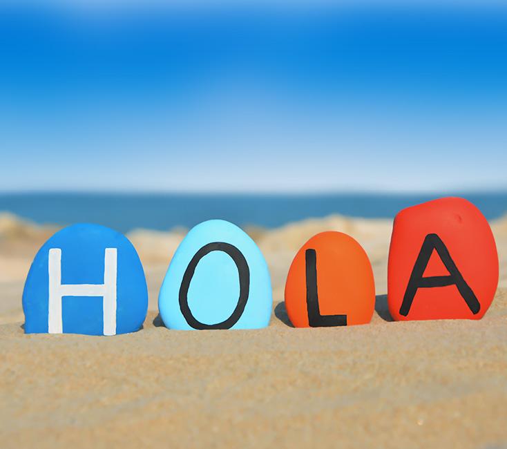 new products 774b4 da731 Spanisch für deinen Urlaub: die wichtigsten Reisevokabeln