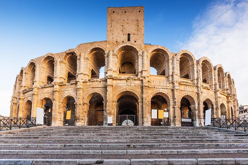 Römisches Amphiteather in Arles