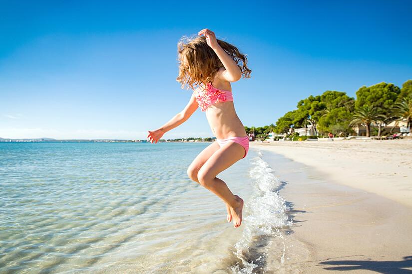 Sonne und Strandspaß auf Mallorca