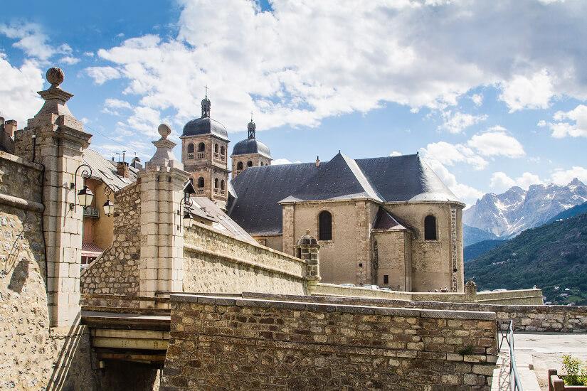 Stadtmauer von Briancon