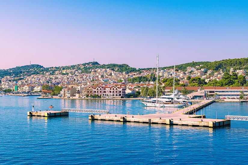 Hafen von Argostoli