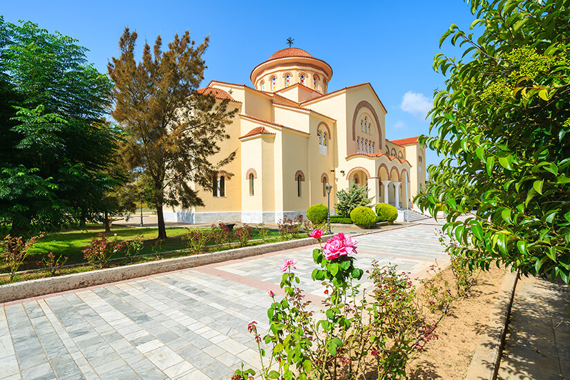 Kloster Agios Gerasimos